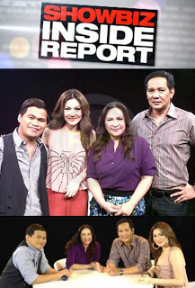 Showbiz Inside Report - 25 May 2013