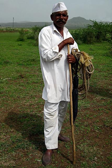 Marathi farmer