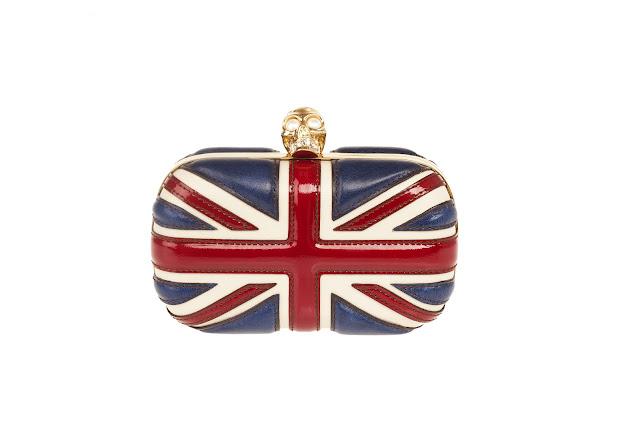 Alexander McQueen Diamond Jubilee Olympics