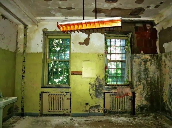 Queens Village abandoned ward 8