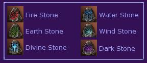 Lineage 2 камни стихий