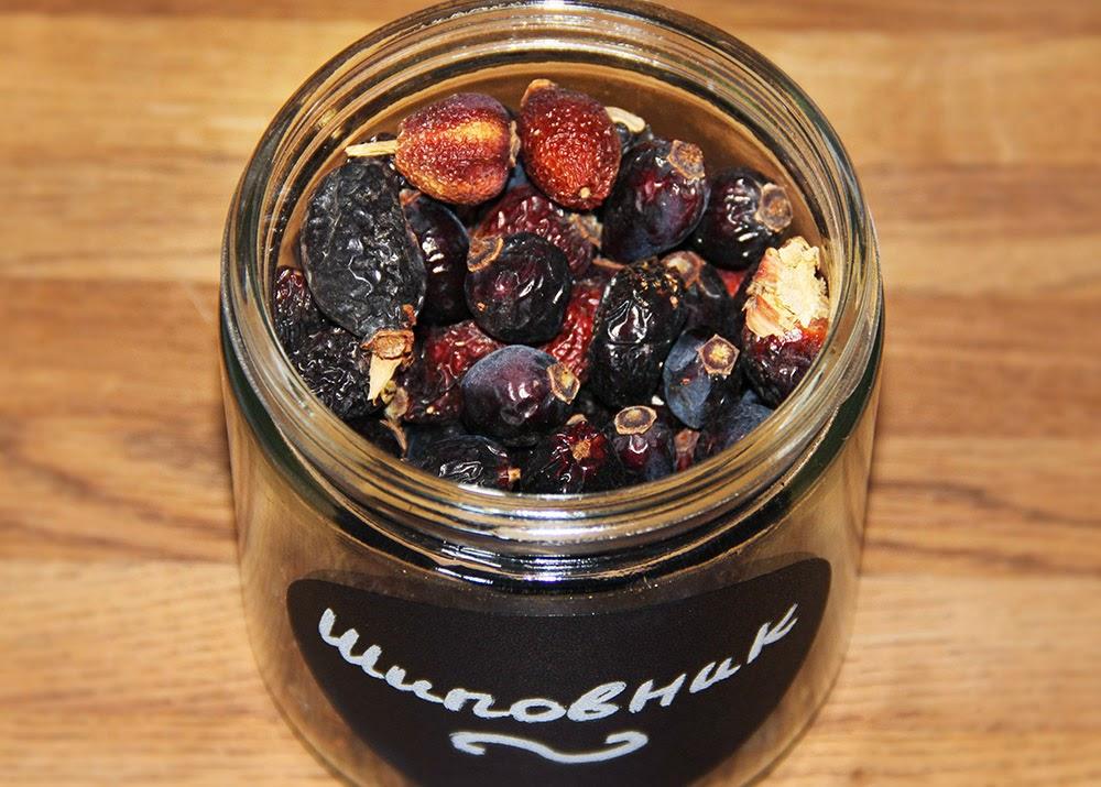 Rosehip Tea Recipe, Rosehip health benefits