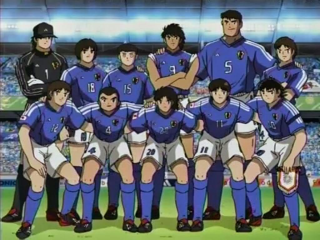 75676db767 Yoichi Takahashi criou Captain Tsubasa primeiramete como mangá