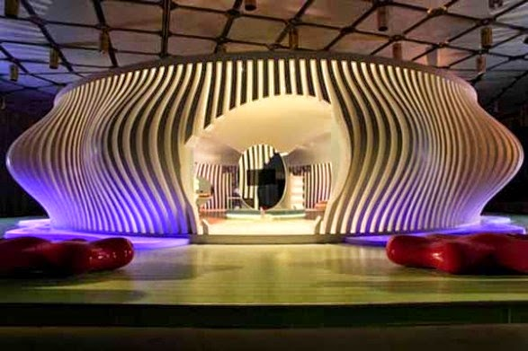 Exhibition Stand Futuristic : Best exhibition stand designs