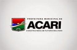 PREFEITURA DE ACARI/RN