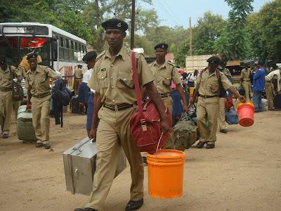 JESHI la polisi Tanzania limetoa ajira 1,446 kwa Vijana wa kidato cha
