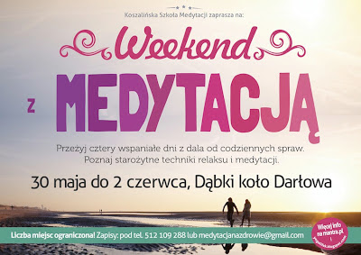 weekend z medytacj