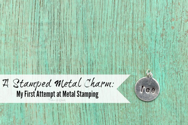 A Basic Guide to Stamping Metal from a First-Time Metal Stamper pitterandglink.com