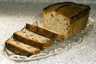 Diabetic Banana Bread - DIABETIC RECIPES