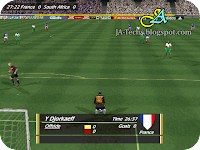 FIFA World Cup 98 PC Game Snapshot 4