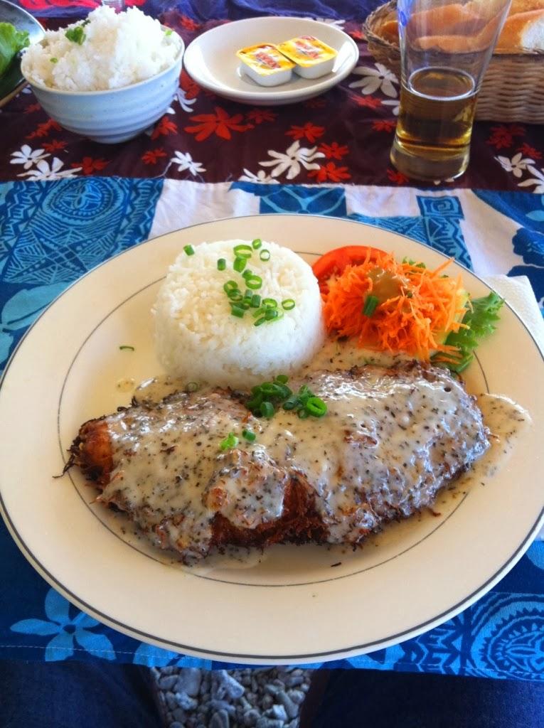 Huahine - Polynésie