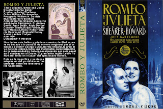 Carátula: Romeo y Julieta (1936) Romeo & Juliet
