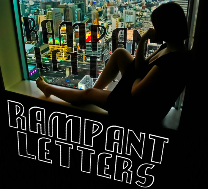 Rampant Letters