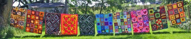 Quilts to Help, Quilts to Honor, Quilts to Heal