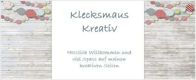 <br>Klecksmaus Kreativ