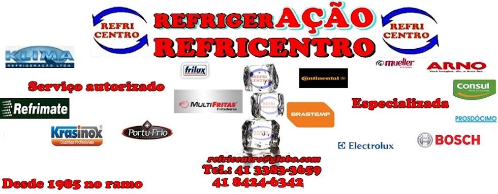 REFRICENTRO Assistencia Técnica Refrigeração