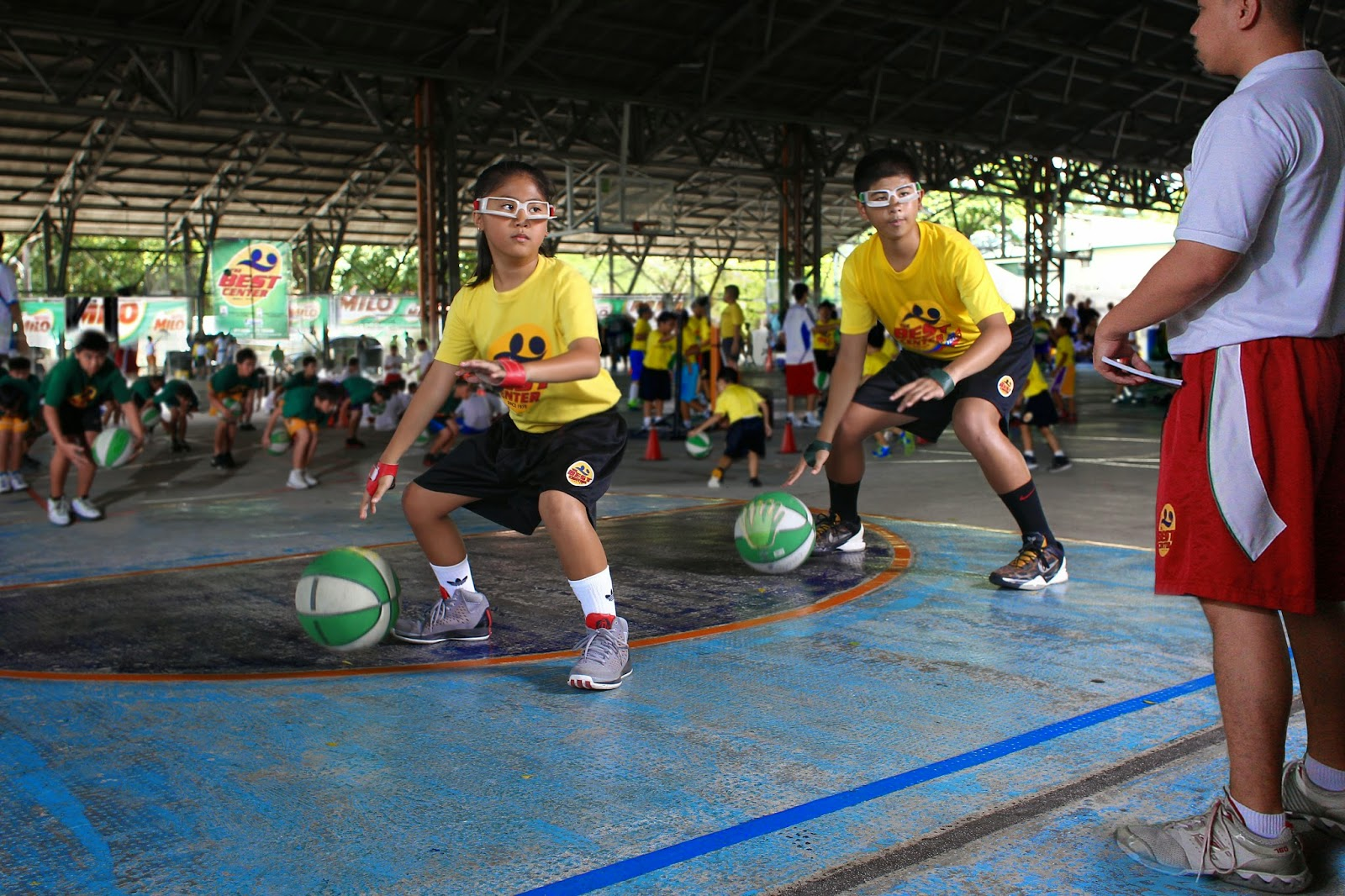 MILO opens 2015 Summer Sports Clinics