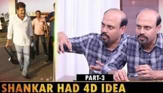 VFX Supervisor Srinivas Mohan Interview