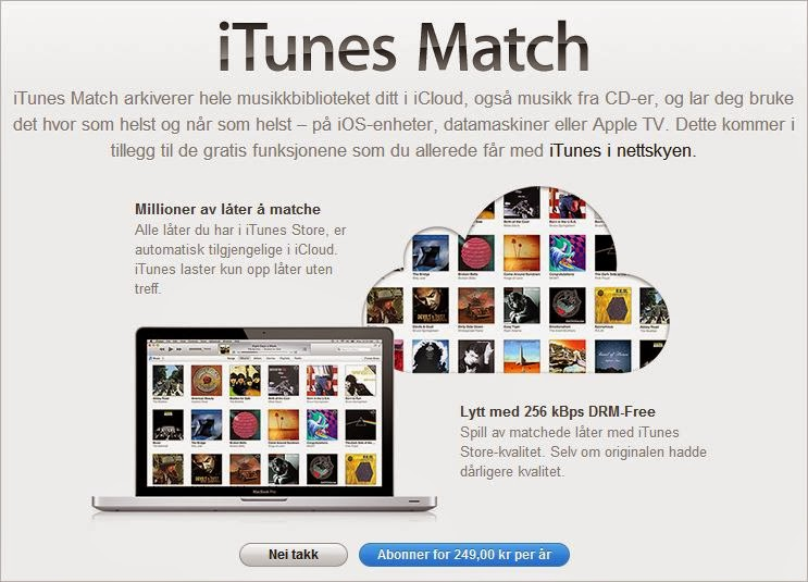 itunes store norge cfnm