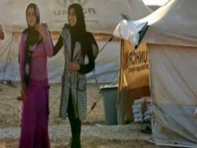 اثرياء العرب ينهشون أجساد مراهقات وصبايا سوريات اللاجئات من اجل المتعه 2014
