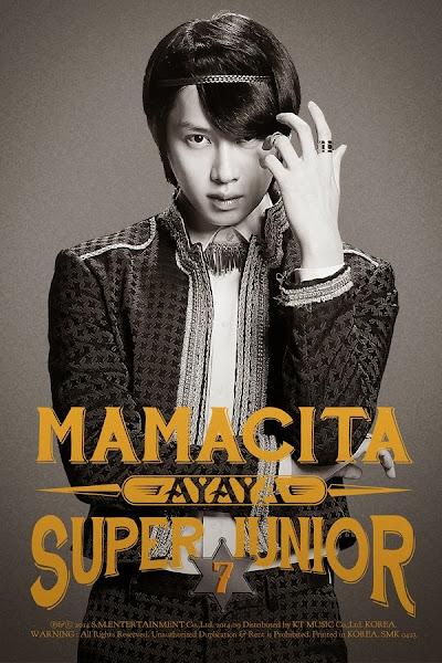 Super Junior Mamacita Heechul