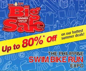 Big Summer Outlet Sale