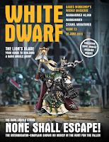 White Dwarf Weekly número 73 de junio