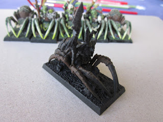 How to Paint Goblin Spider Riders step one