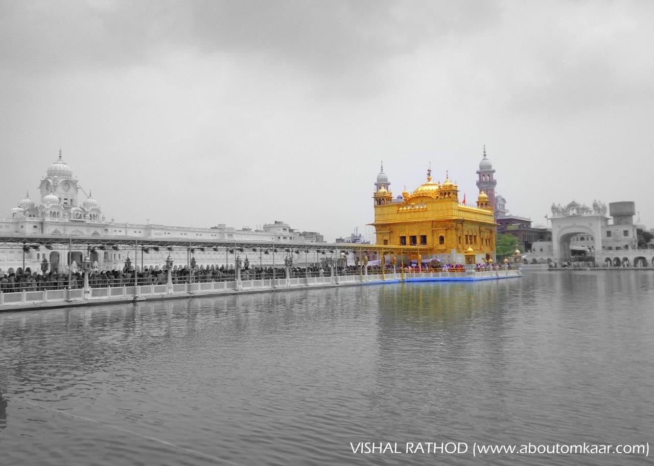 Golden Temple , Harmandir Sahib , Amritsar