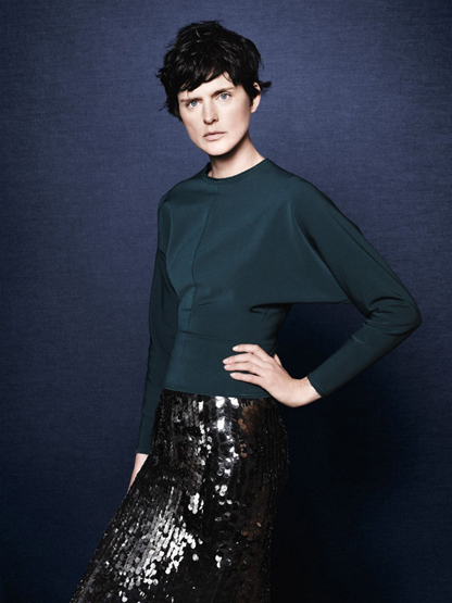 colección otoño invierno 2011 2012 mujer Zara