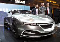 Saab PhoeniX. (c) Saab Automobile