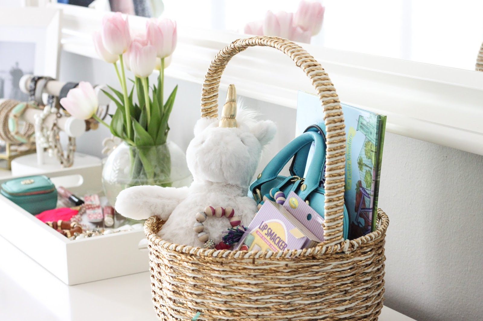 Willow co livs easter basket olivias basket doesnt have a ton of stuff in it this year which is more than fine the kid isnt hurting for toys but im really excited about whats negle Gallery
