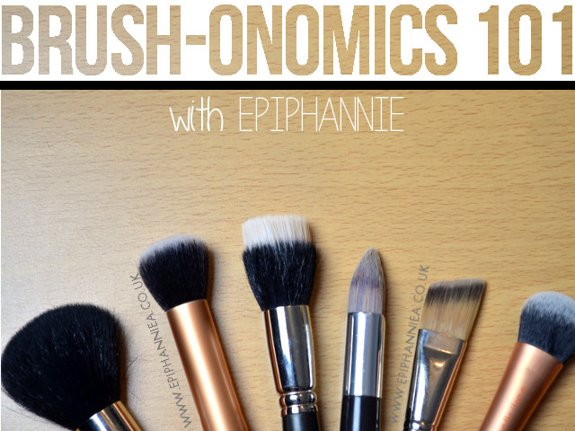 Which Brush to use for Foundations, Brushes for foundation