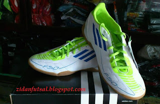 sepatu futsal adidas f5 Adizero