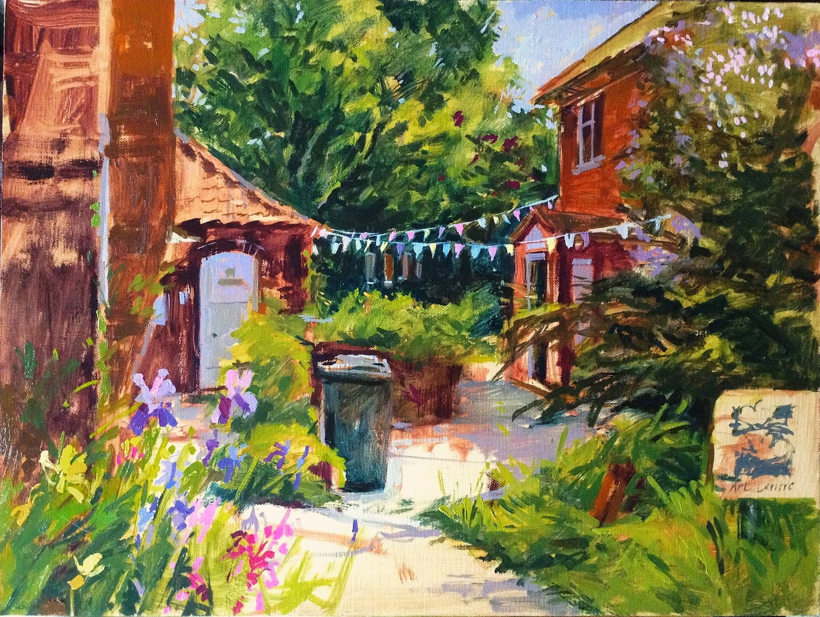 The Artist magazines annual exhibition at Patchings Art