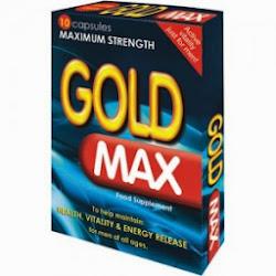 Gold Max 10 39.99 € IVA incluido. (10 capsulas.)