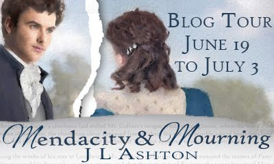 Mendacity & Mourning Blog Tour