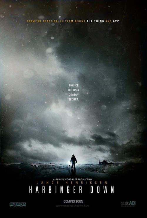 Baixar Filme Harbinger Down Legendado Torrent
