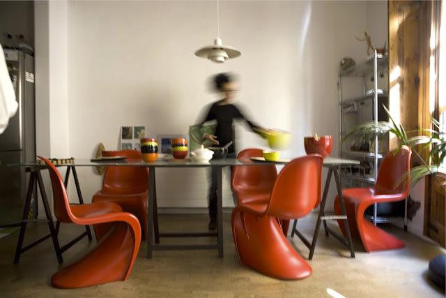 Vintage Designklassiker erfüllen auch den strengen Öko-Trend im Design
