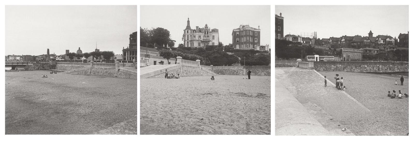El mareometro blog la desaparicion de la playa de portugalete - Piscinas de portugalete ...