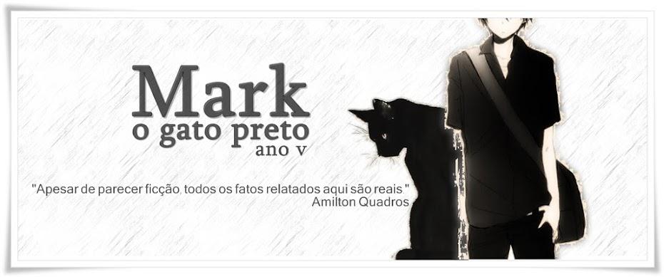 Mark, o gato preto