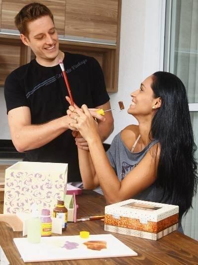 Murilo Endres Jaqueline Jaqueline Carvalho With Murilo
