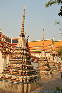 Wat Pho temples