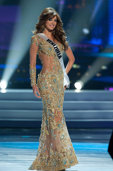 Watch more like Best Miss Universe Evening Gowns