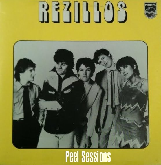 The Rezillos - Cold Wars
