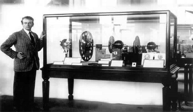 مخترع التلفاز