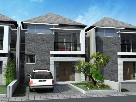 Desain Rumah Minimalis Modern  Desain Rumah Minimalis