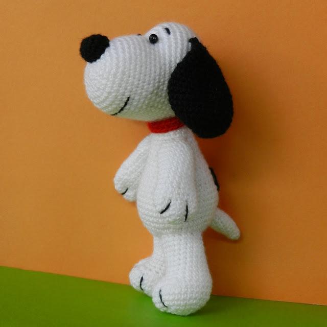 Amigurumi Schemi Free Italiano : daxa rabalea: Snoopy amigurumi