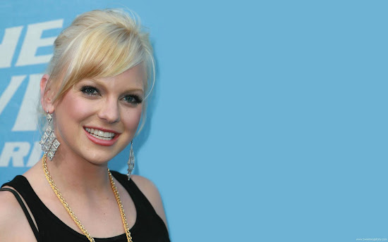 Actress Anna Faris HQ Wallpaper