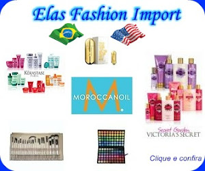 Parceira Elas Fashion Import!